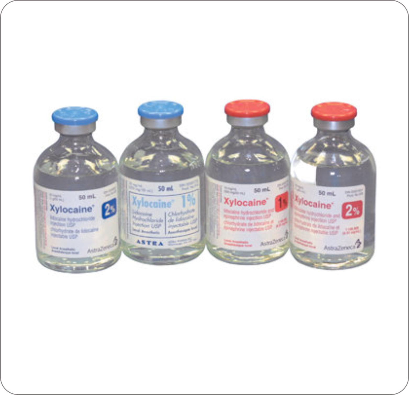 lidocaine hydrochloride jelly msds