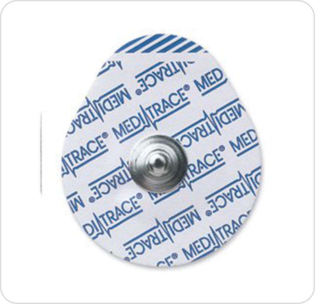 Electrode Telectrode T716 ECG Holter Oval Foam SimpliBuy